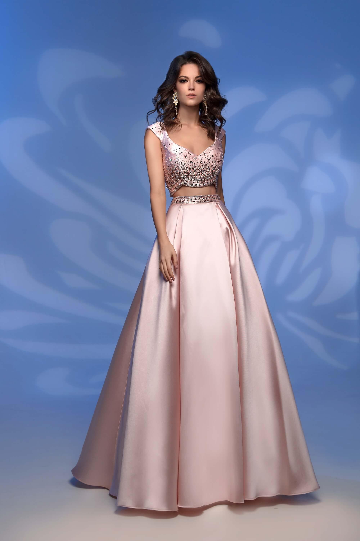 Официалана рокля Roze Princess