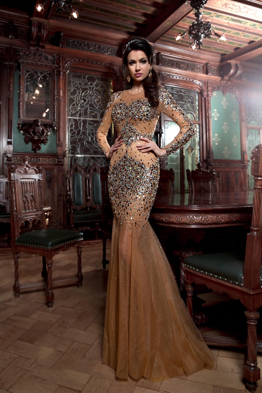 Официалана рокля Royal