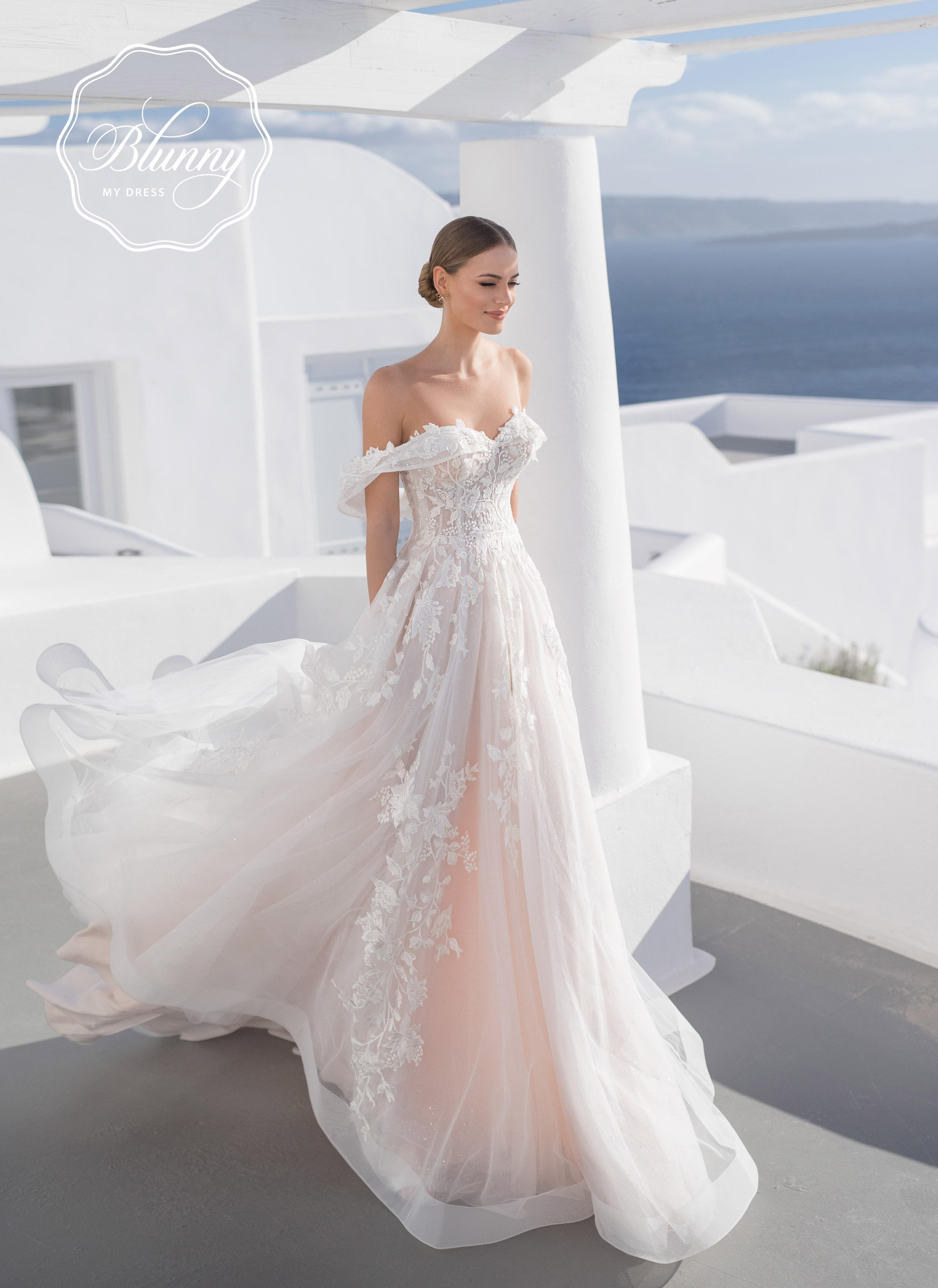 Сватбена рокля Linda