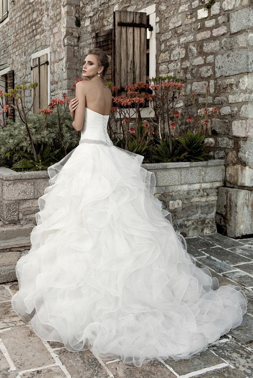 Булчинска рокля Lussia LS