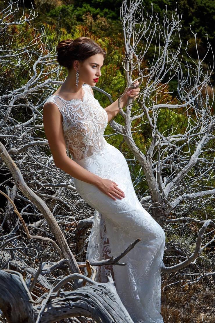 Висша мода булчинска рокля Zoe