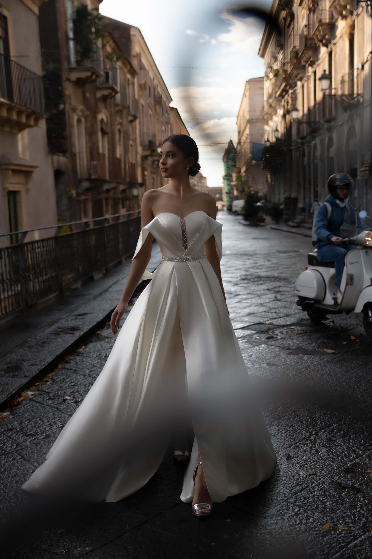 Булчинска рокля Idalia