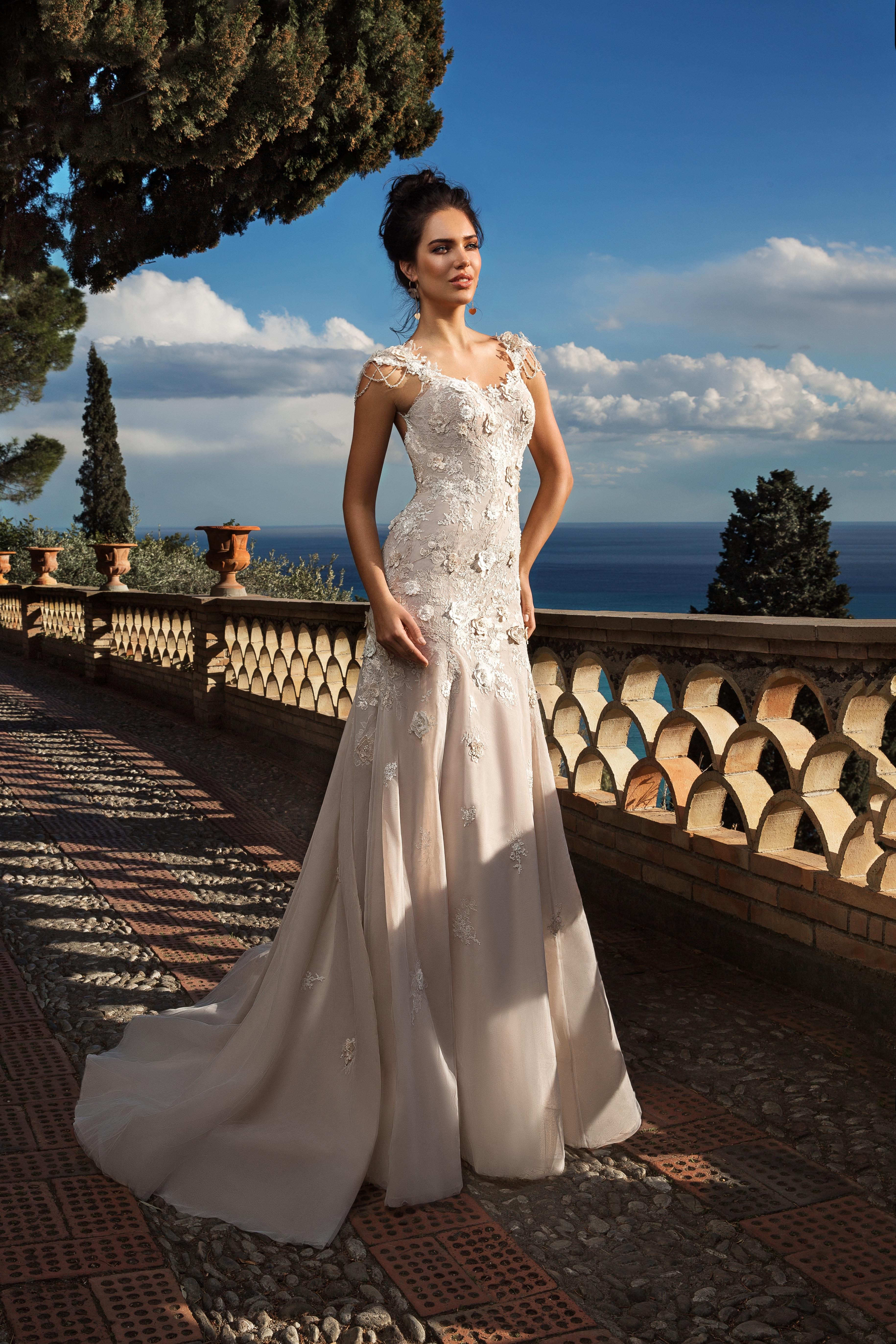 Булчинска рокля Frances