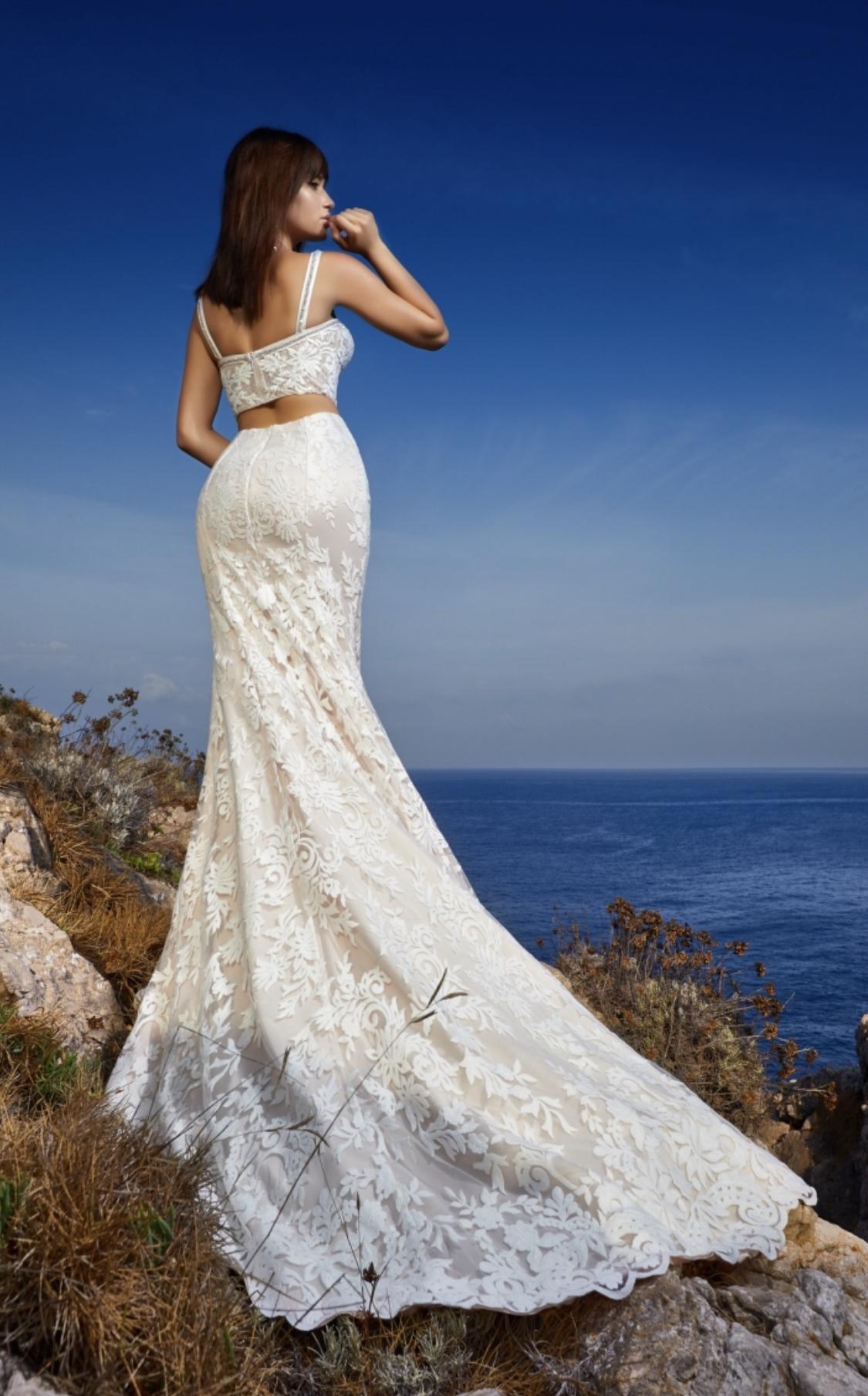 Висша мода булчинска рокля Margaret