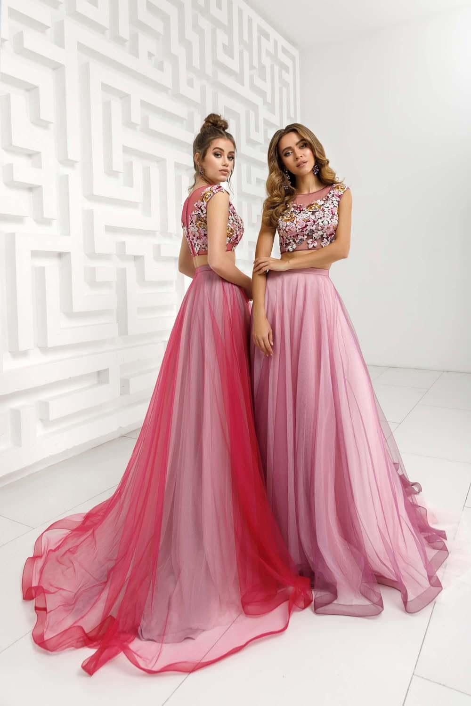 ЦЯЛА - Официална рокля by Nora Naviano