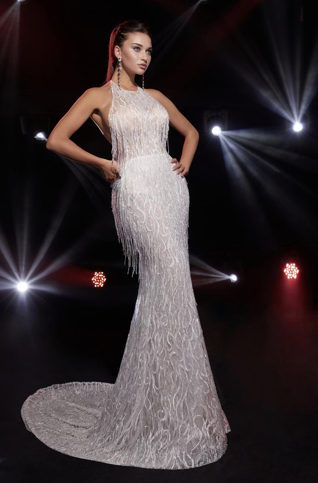 Висша мода булчинска рокля Andrea