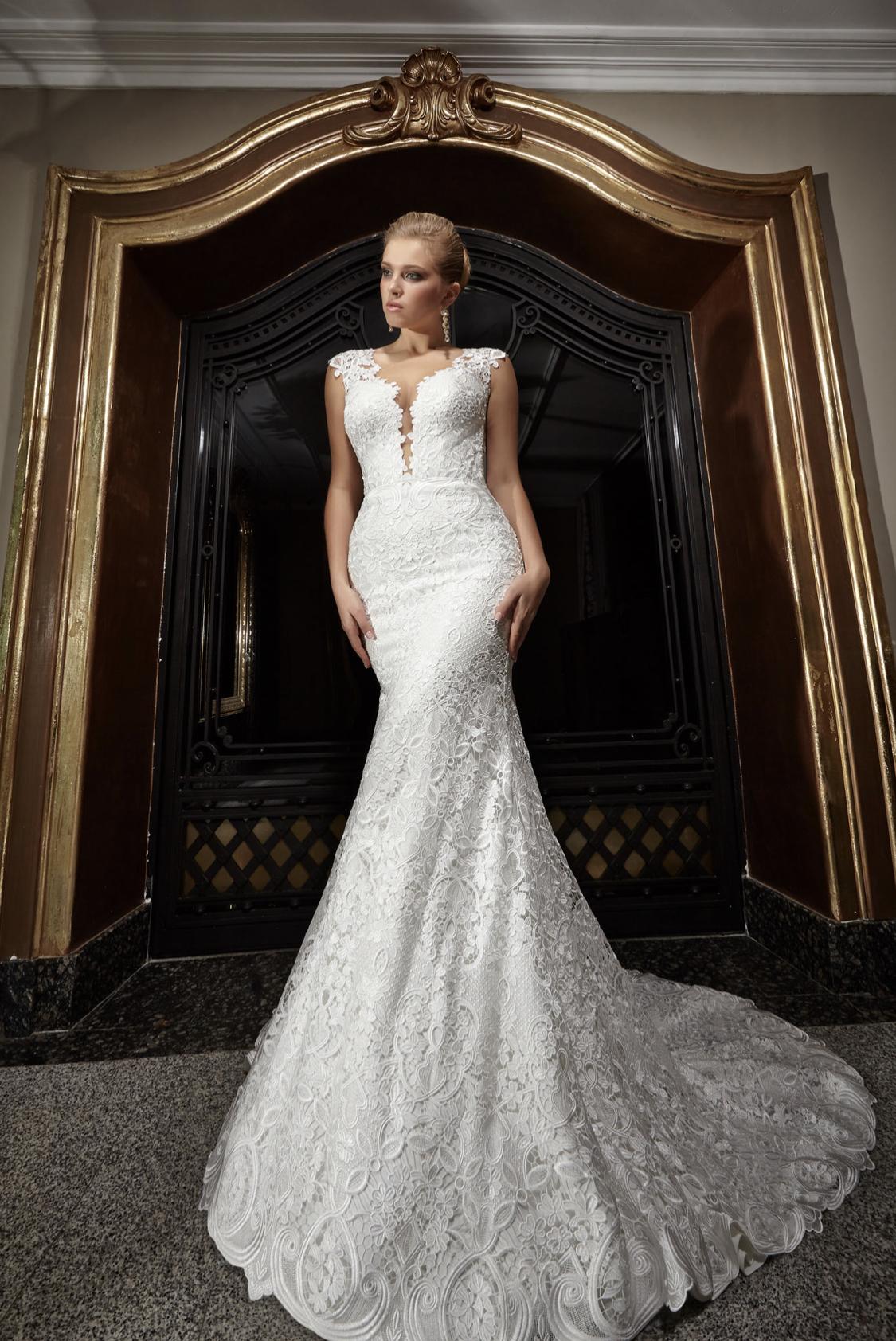 Висша мода булчинска рокля Asol