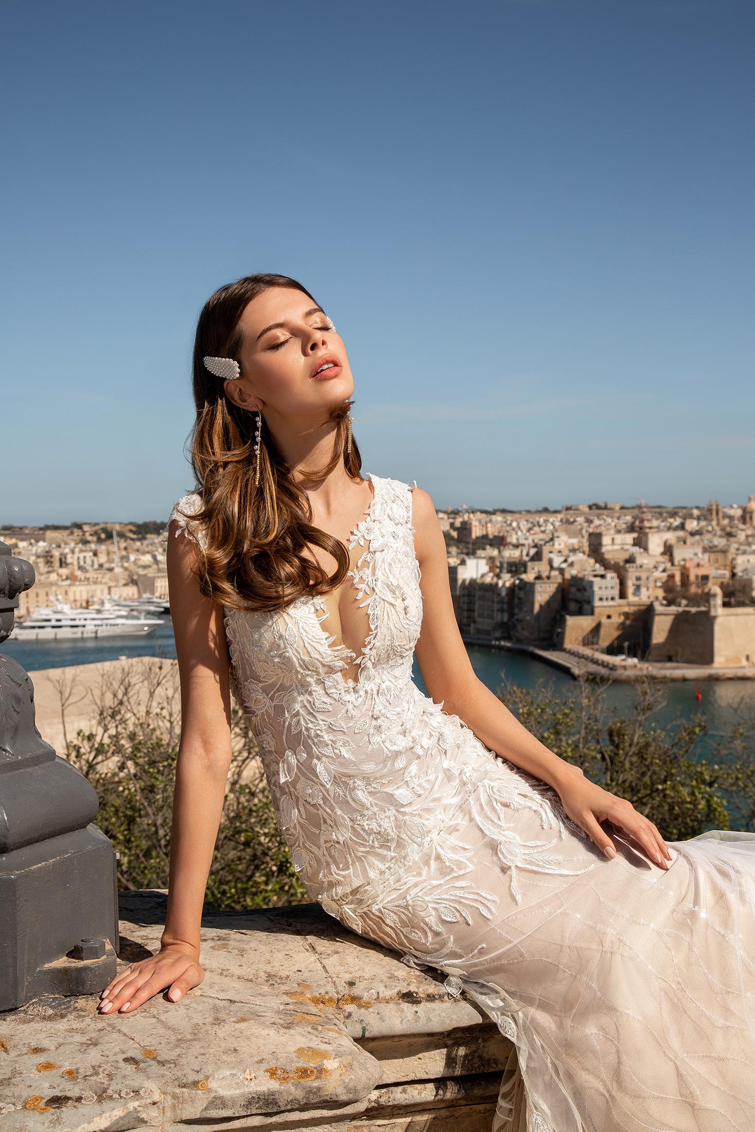 Булчинска рокля LUNA