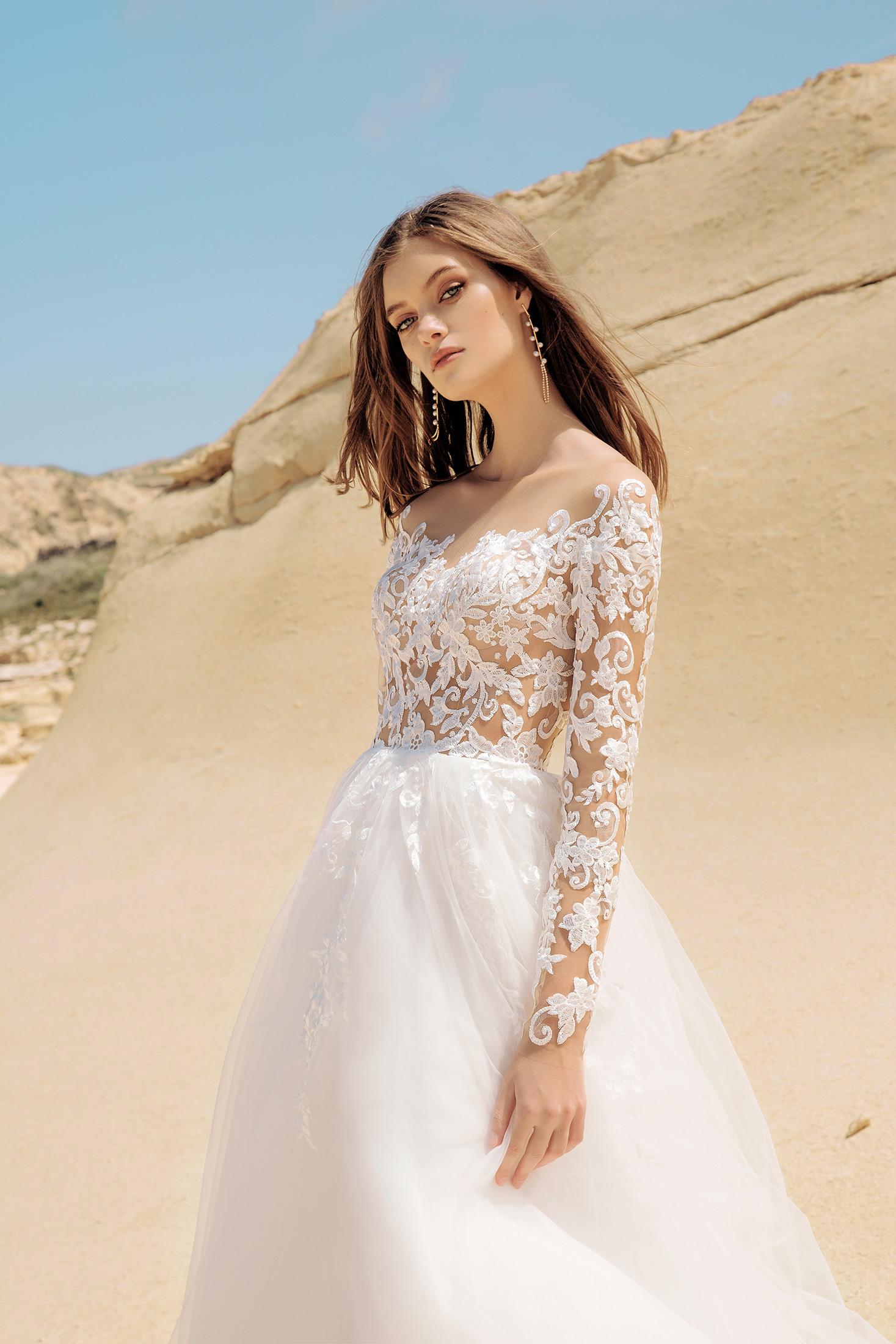 Булчинска рокля AFEYA