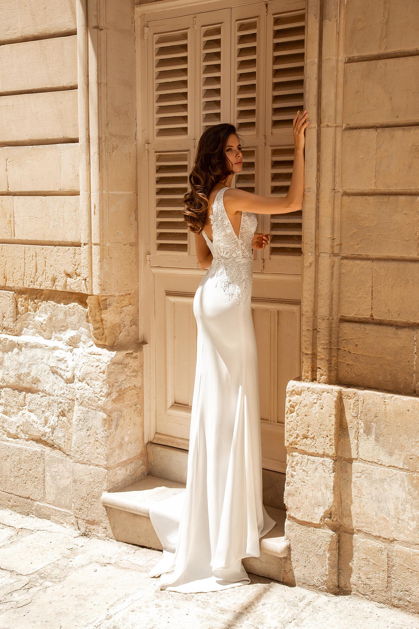 Булчинска рокля ESMERALDA