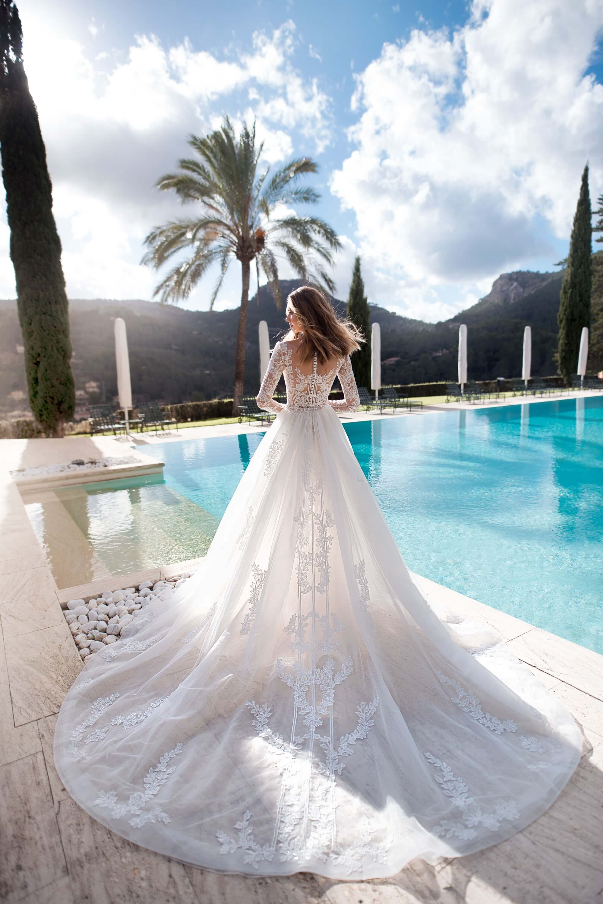Булчинска рокля Valentina