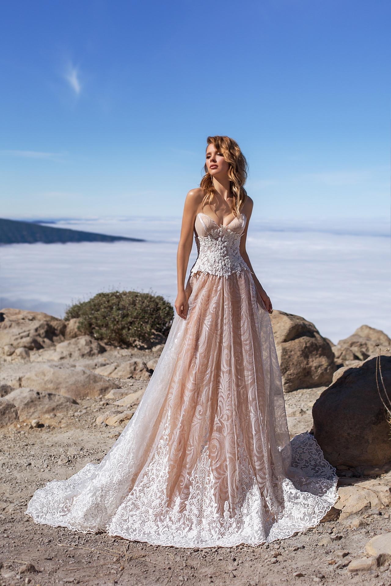 Булчинска рокля Daniela