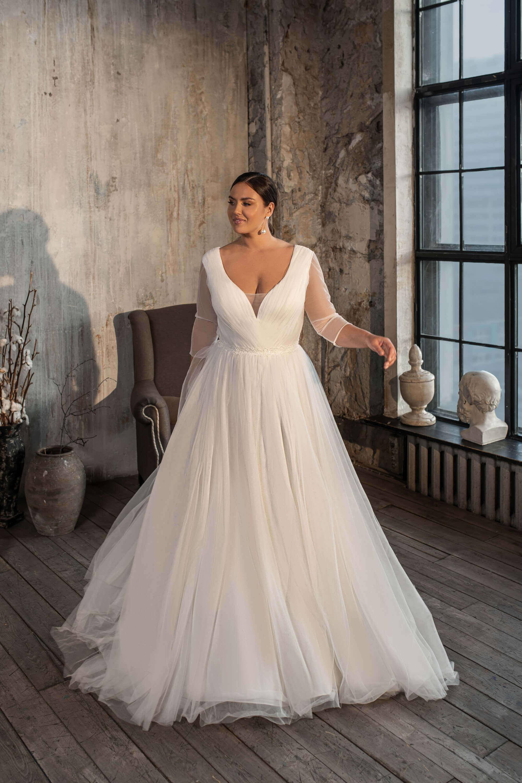 Plus size рокля Izayra
