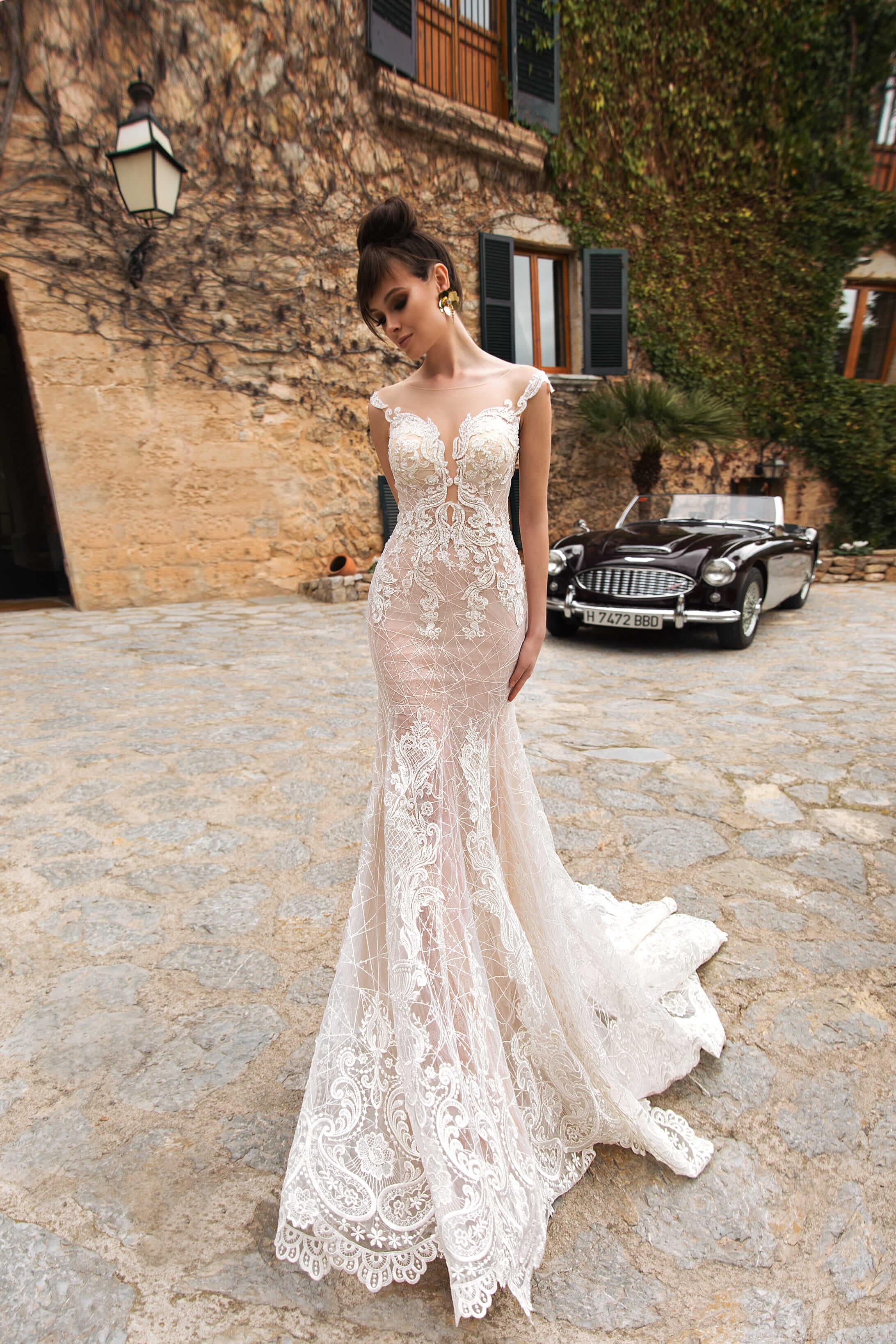 Сватбена рокля NB Royal
