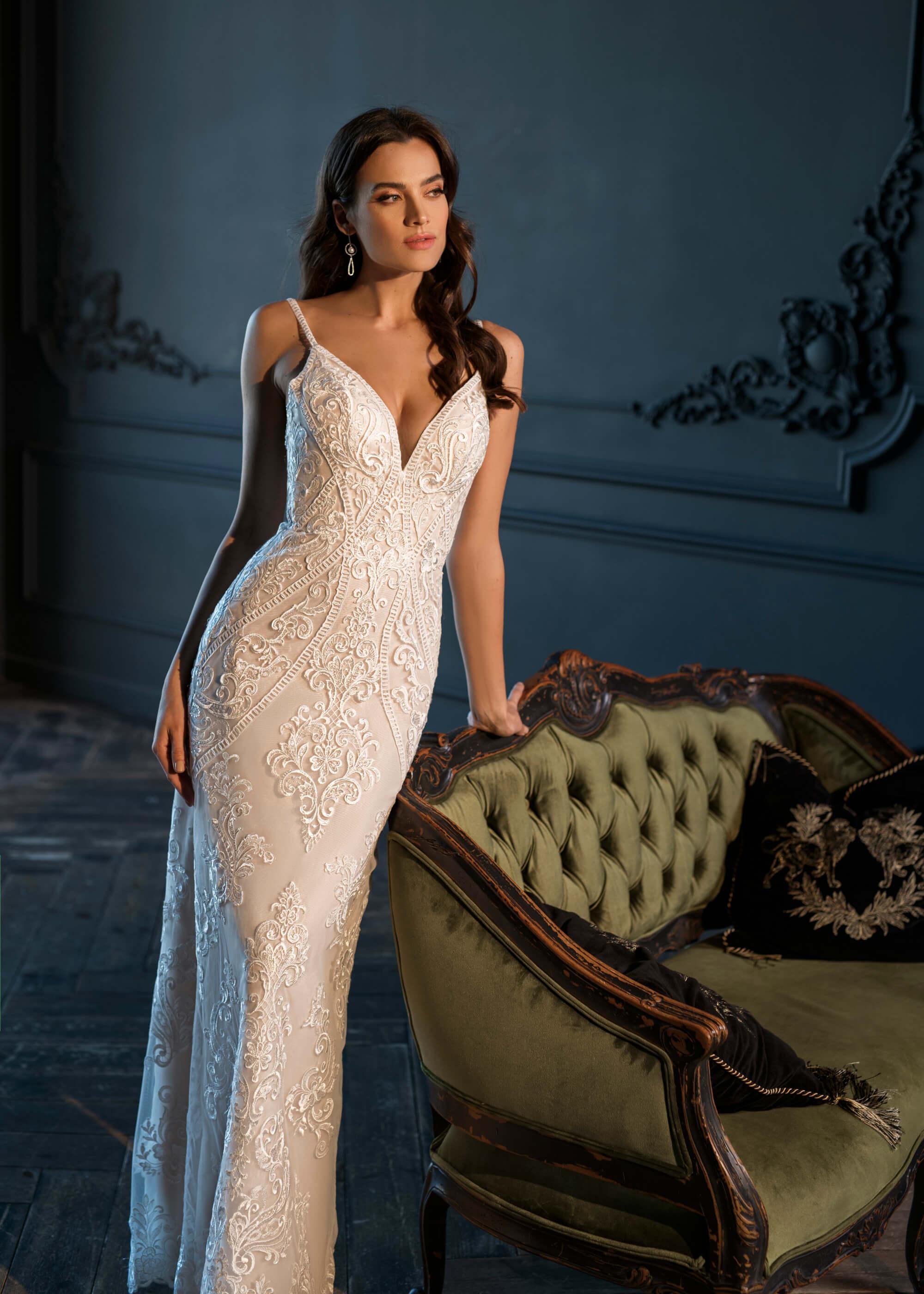 Булчинска рокля Dama