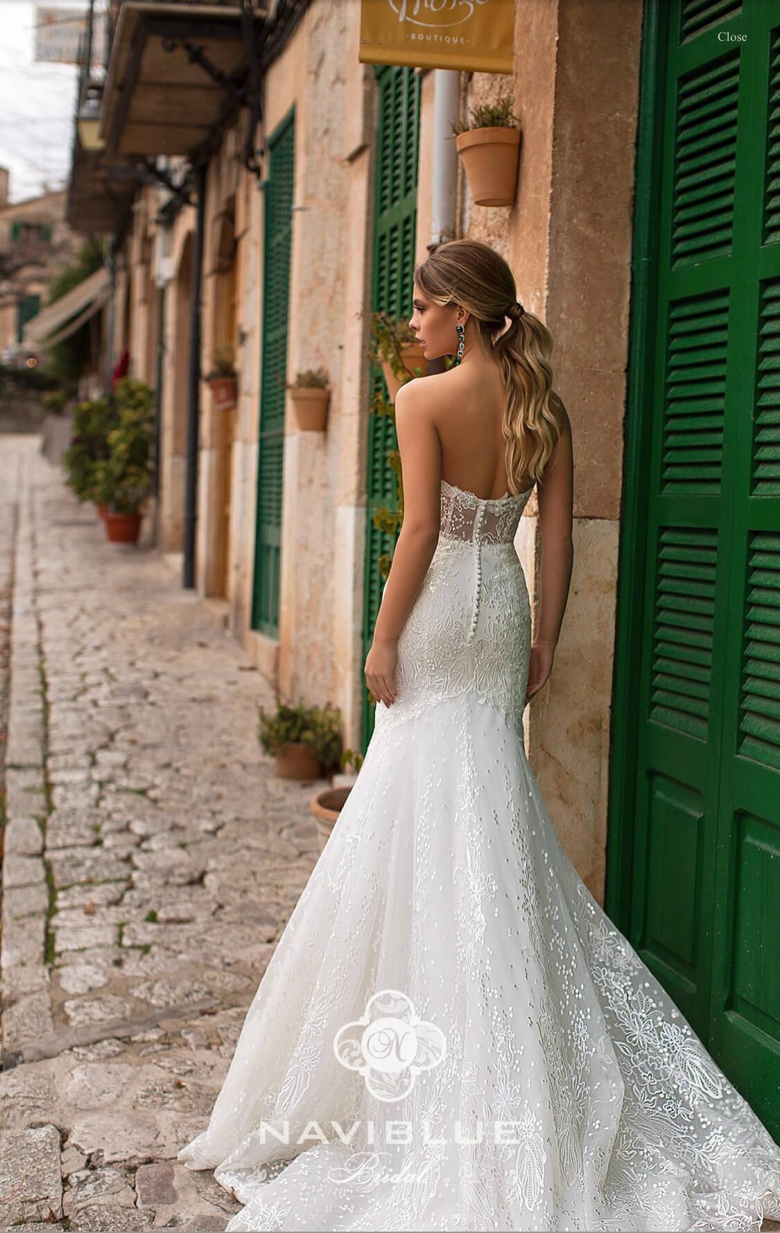 Булчинска рокля Lianne