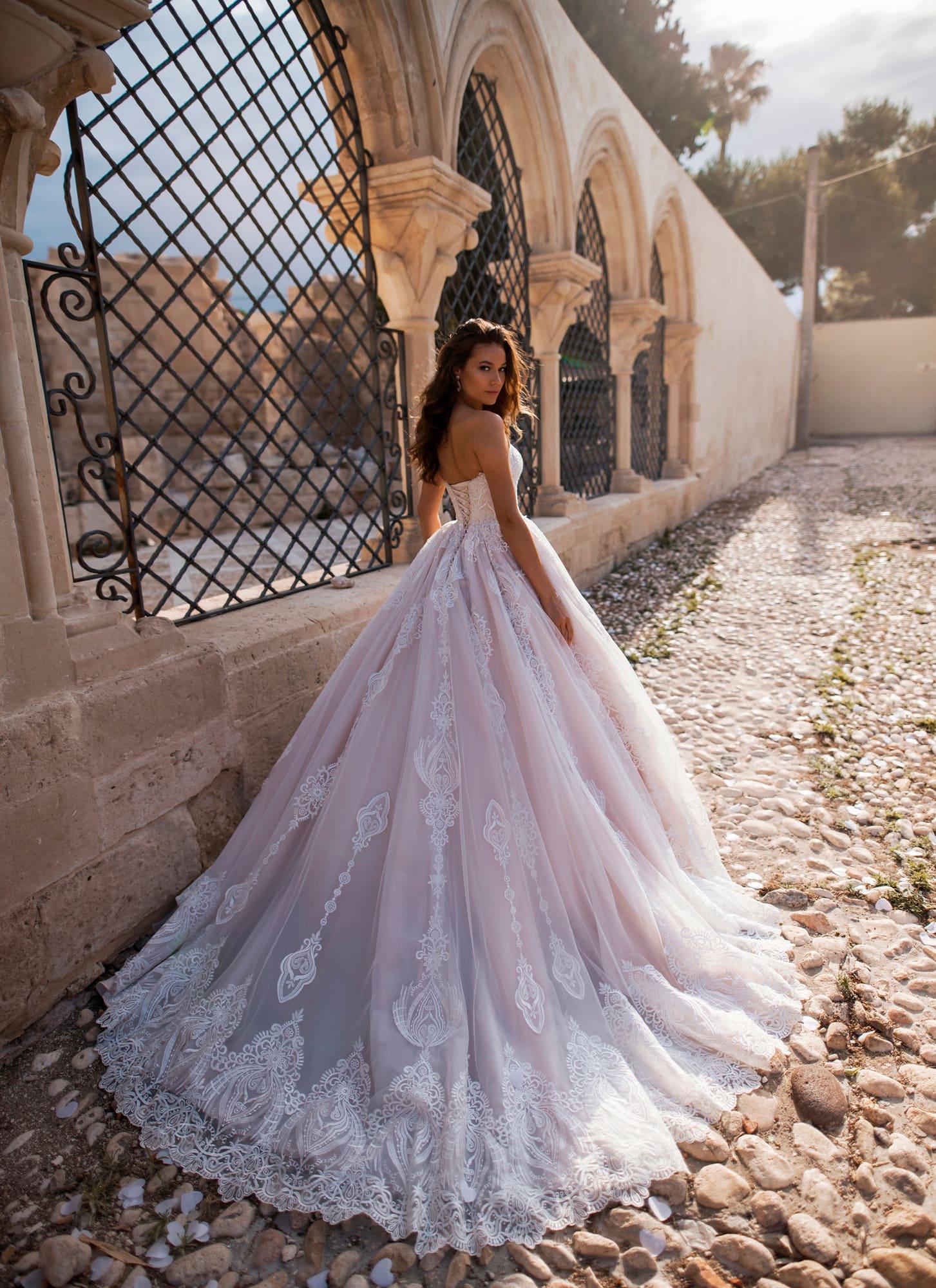 Булчинска рокля Annabel