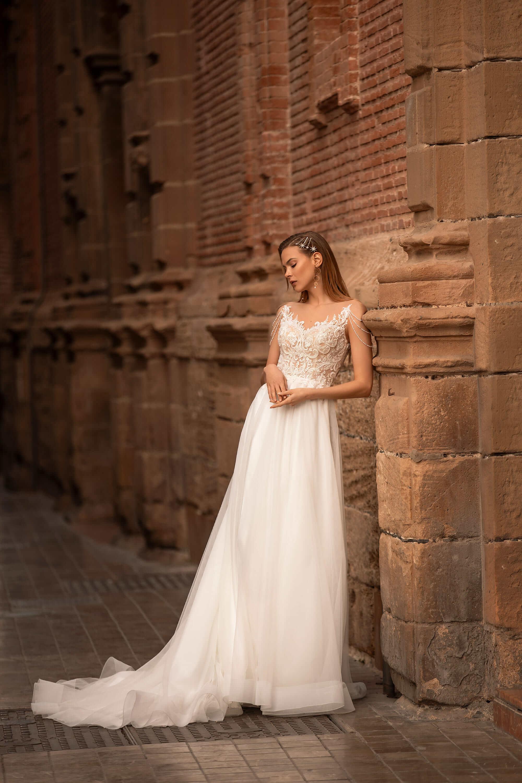 Булчинска рокля Carlin