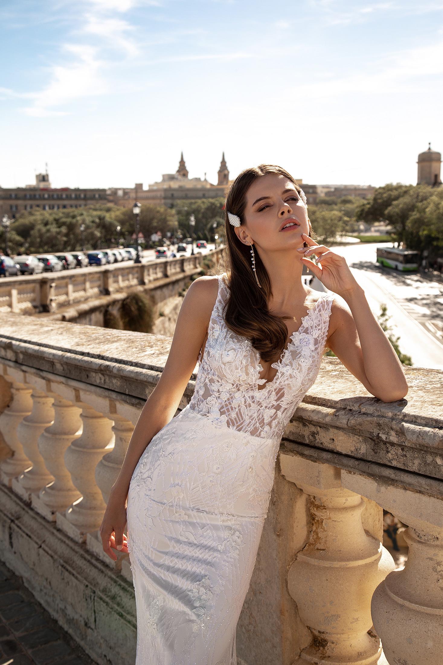 Булчинска рокля CRISTELLA