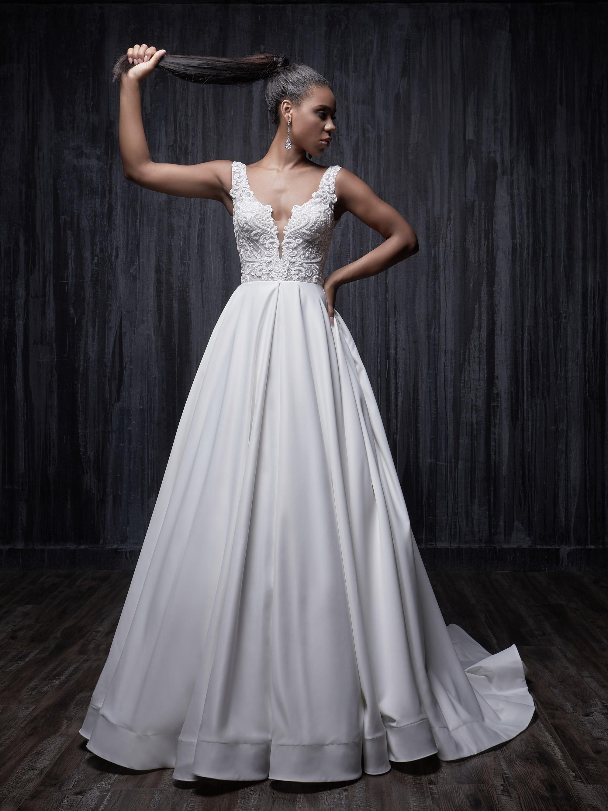 Булчинска рокля Sesil