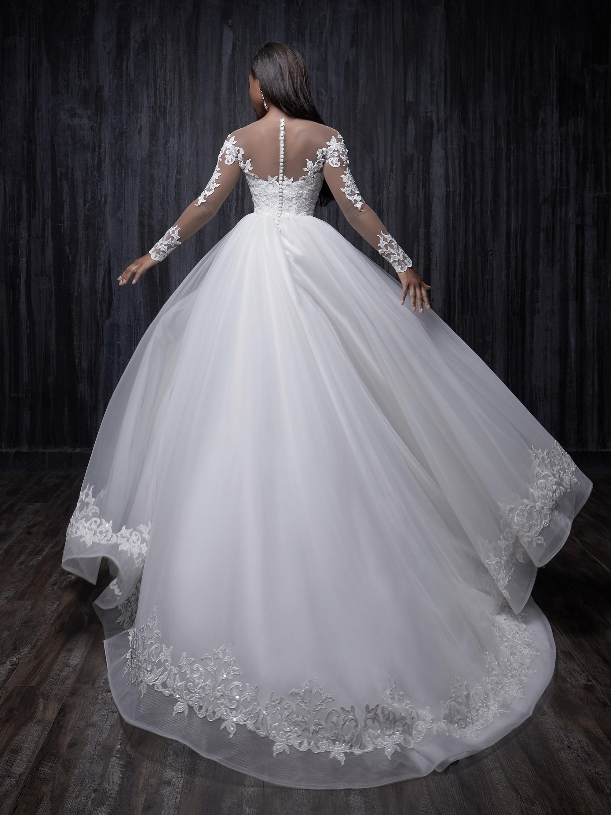 Булчинска рокля Janis