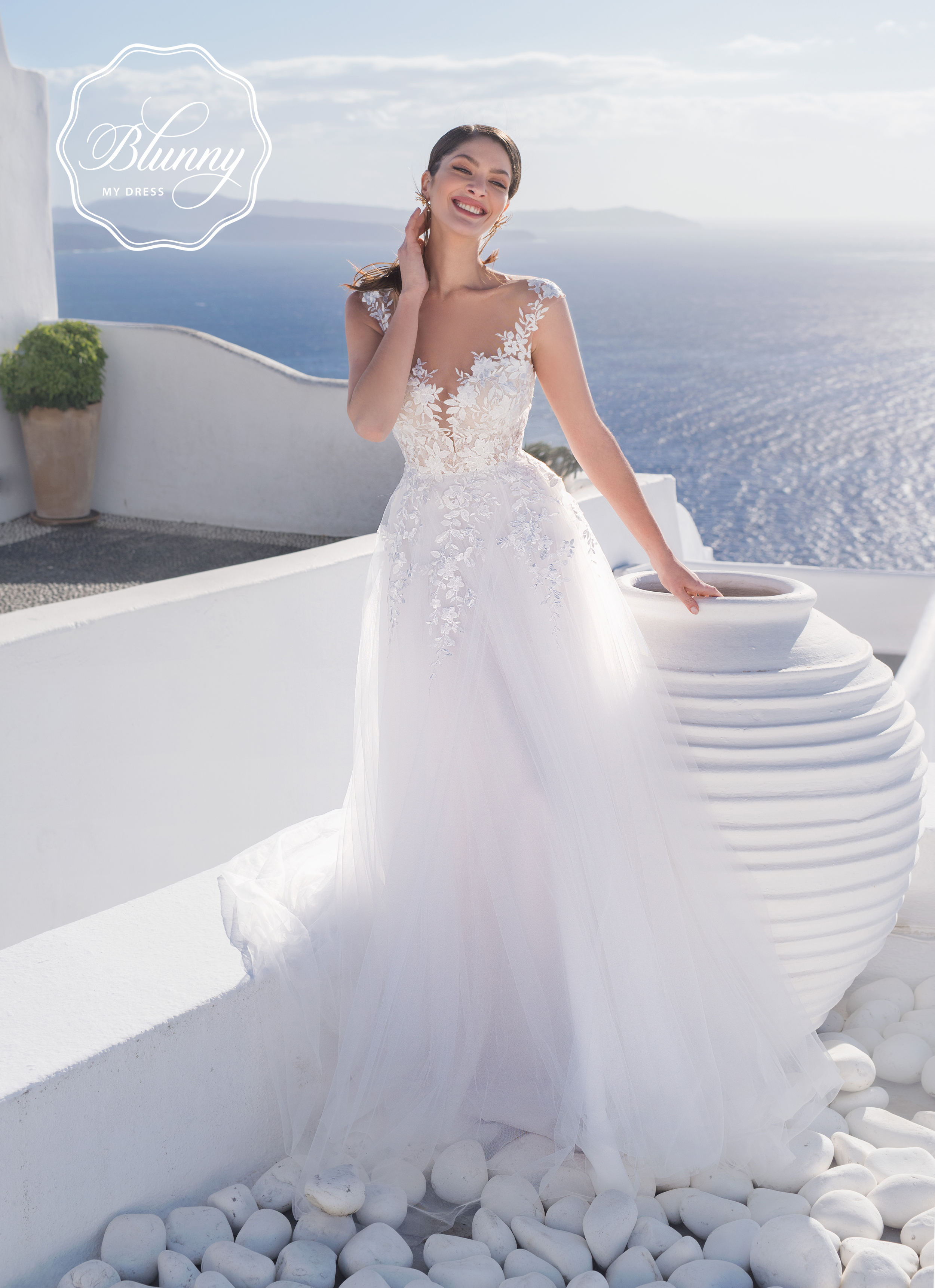 Булчинска рокля Lucille
