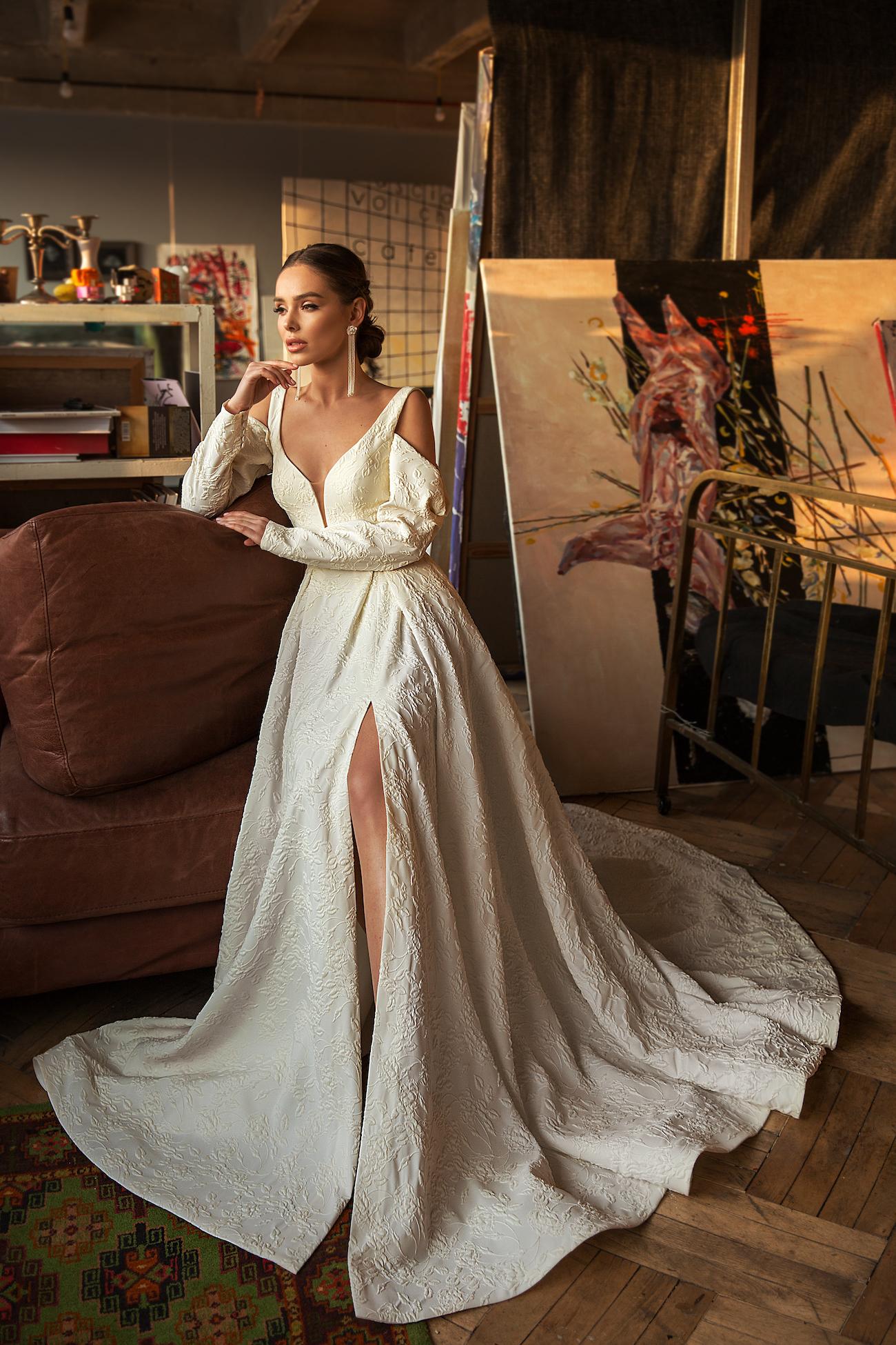 Булчинска рокля Gabbi