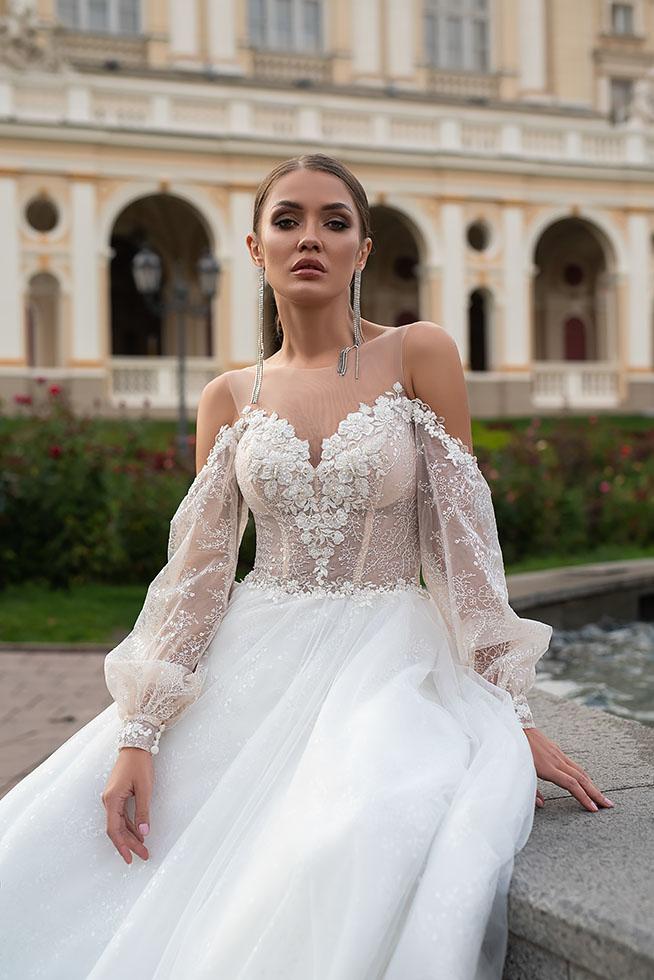 Сватбена рокля Frances