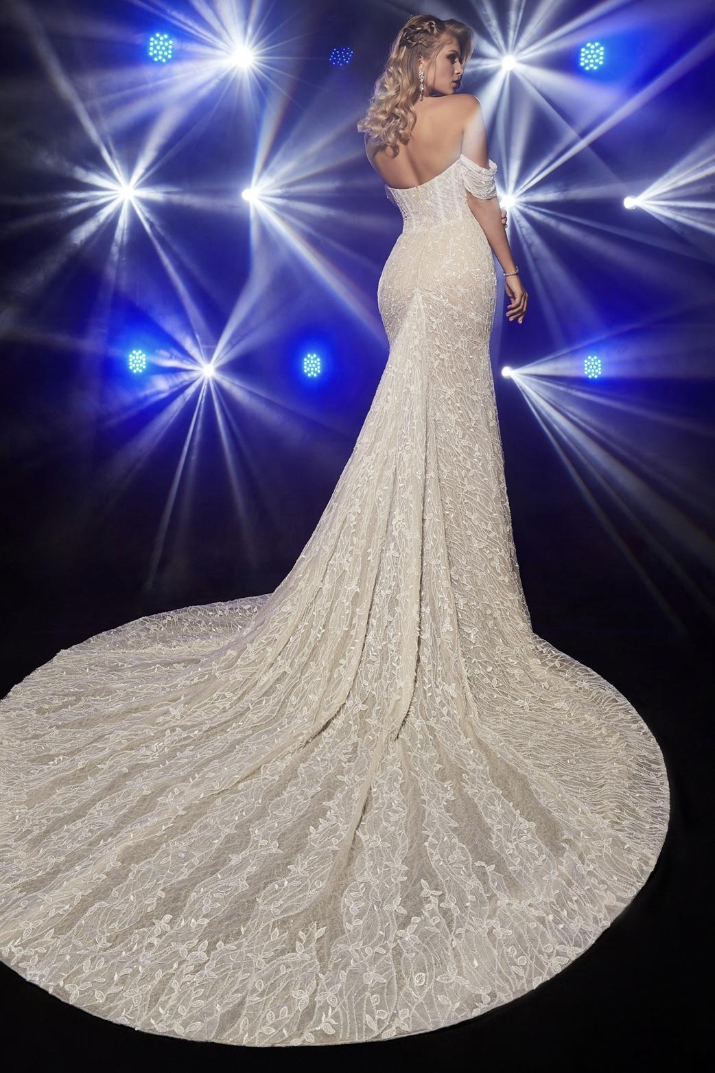 Висша мода булчинска рокля Jenifer
