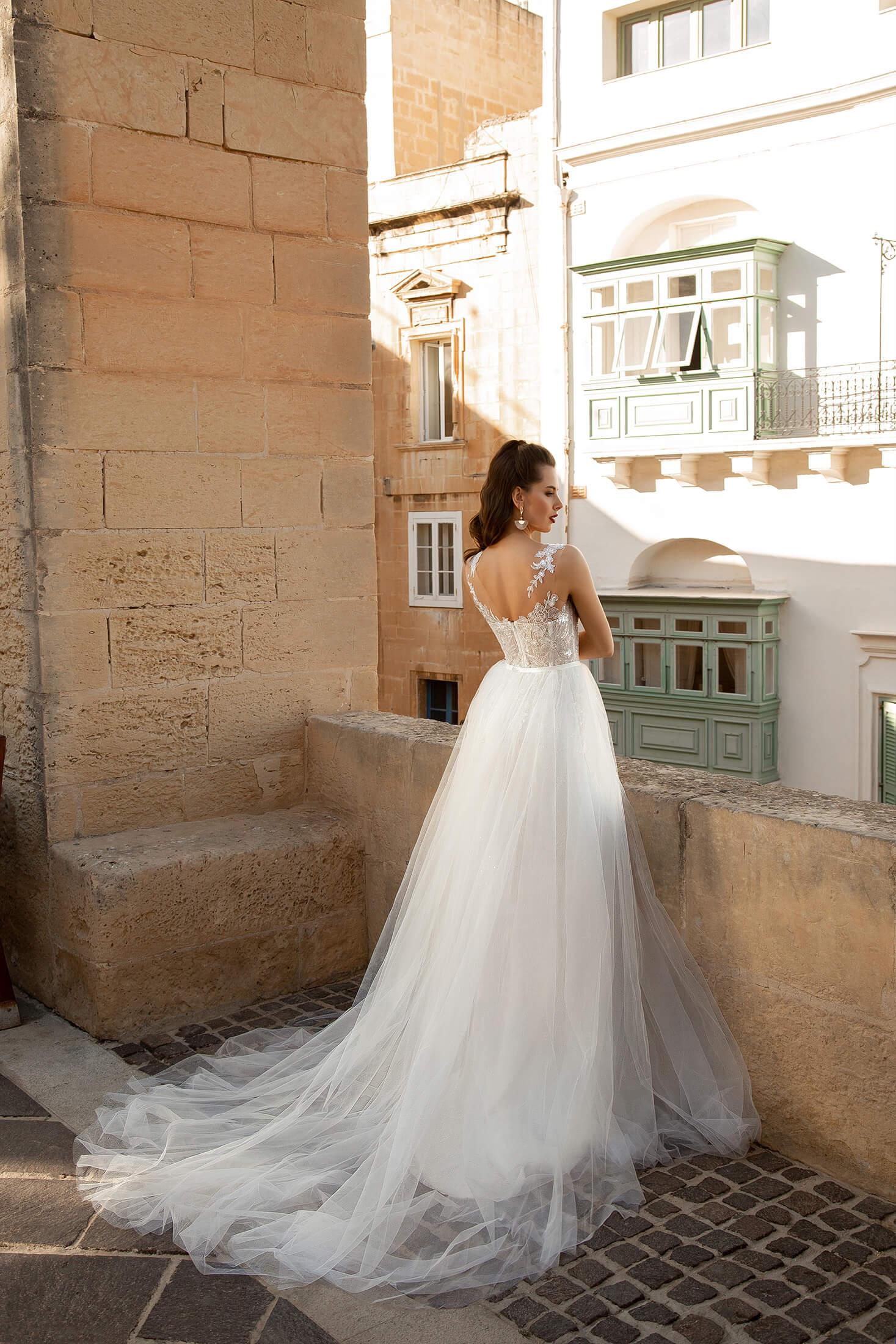 Булчинска рокля ORNELLA