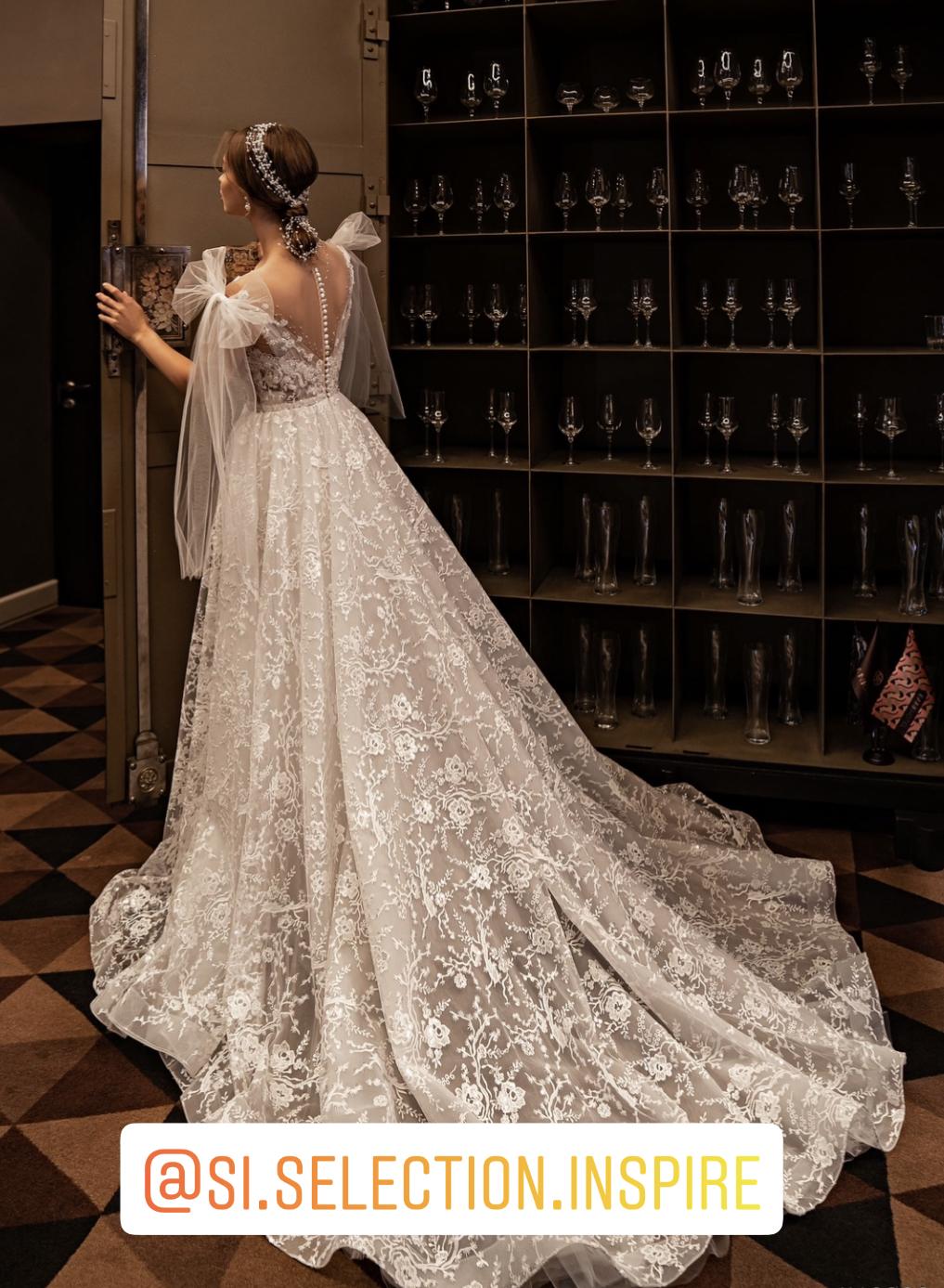 Сватбена рокля Melly