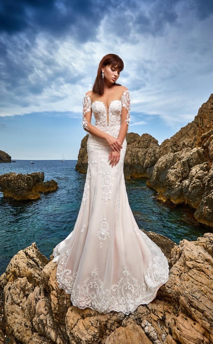 Висша мода булчинска рокля Madison
