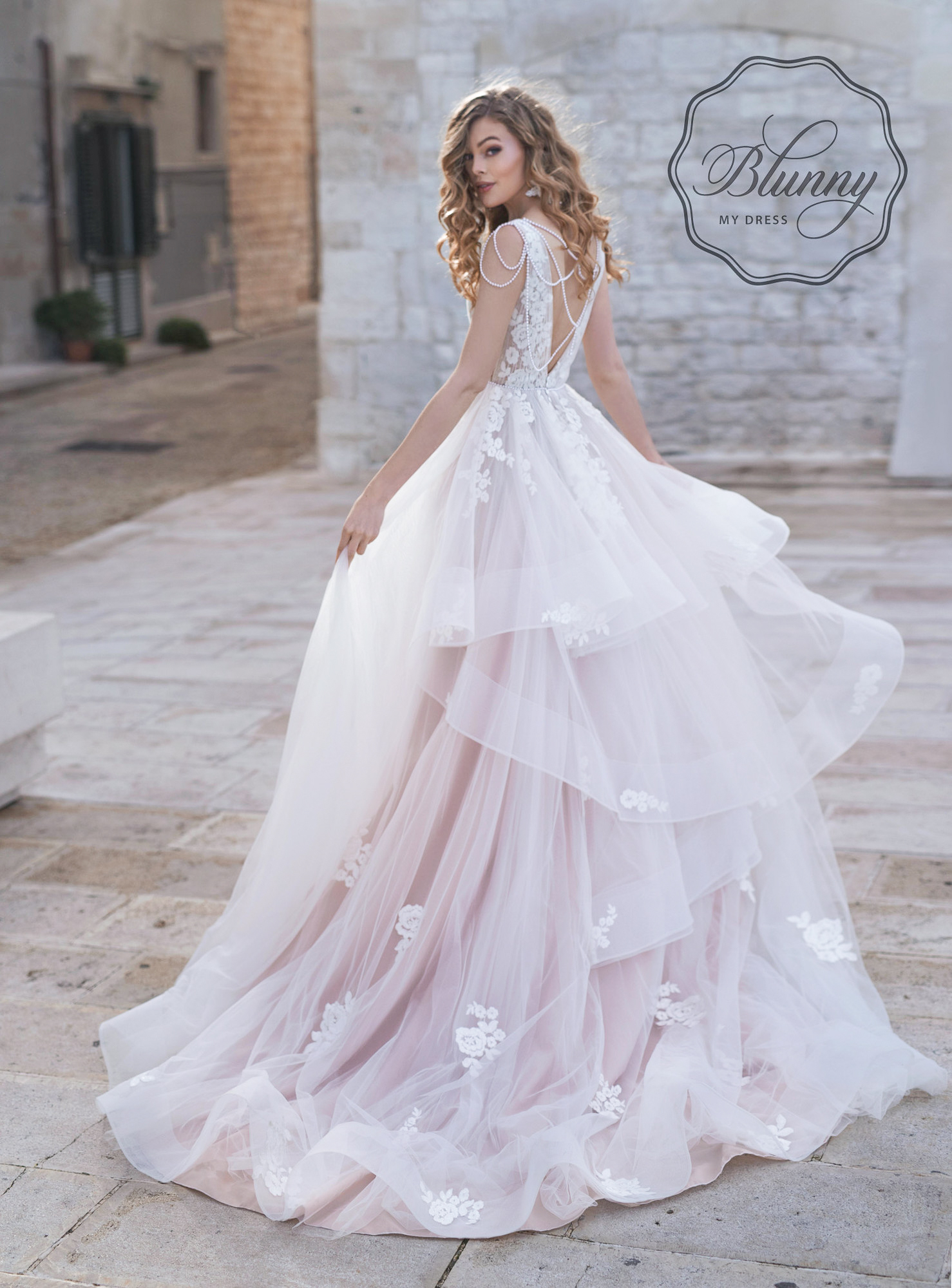 Сватбена рокля Battista
