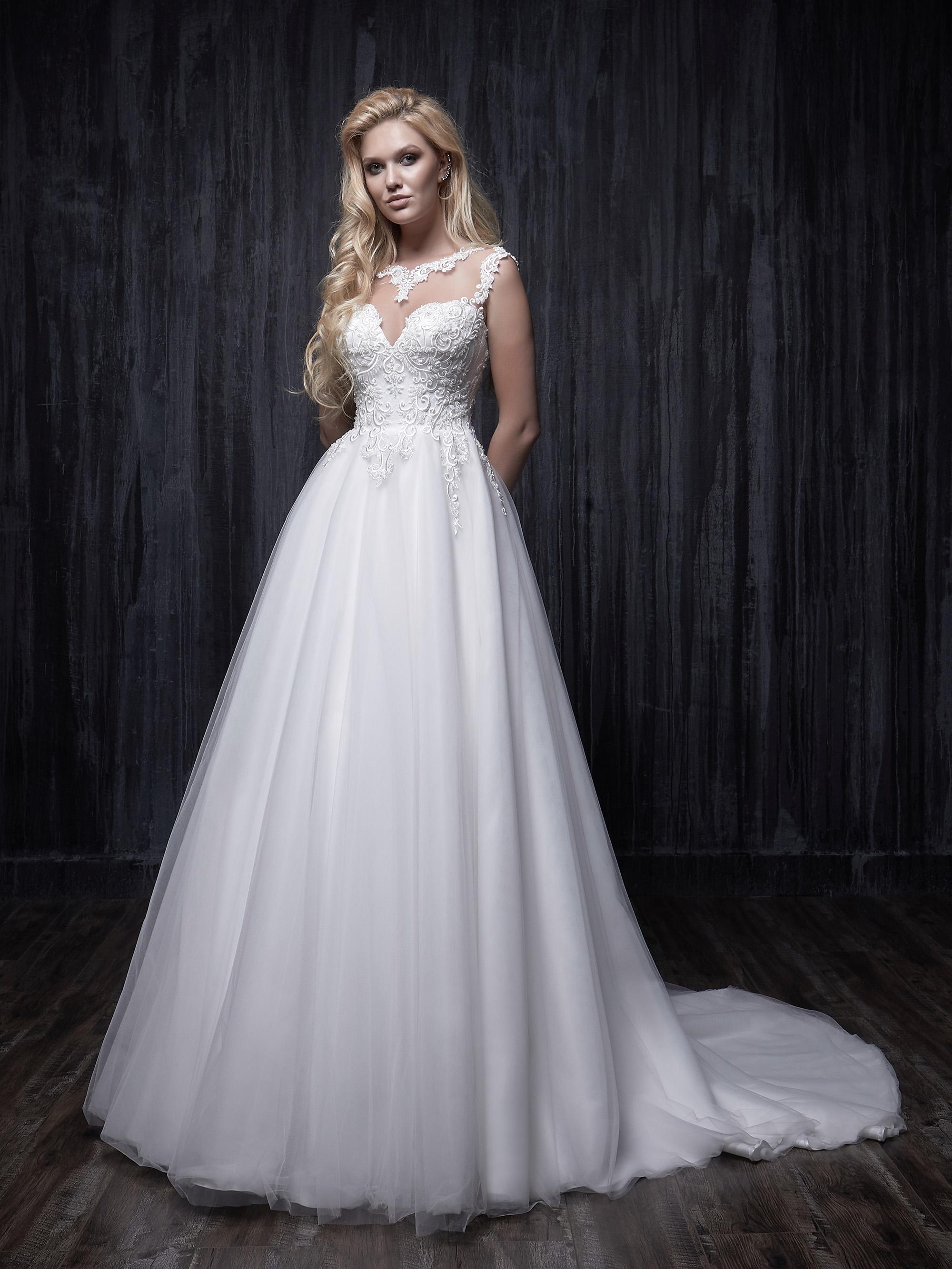 Булчинска рокля Alina