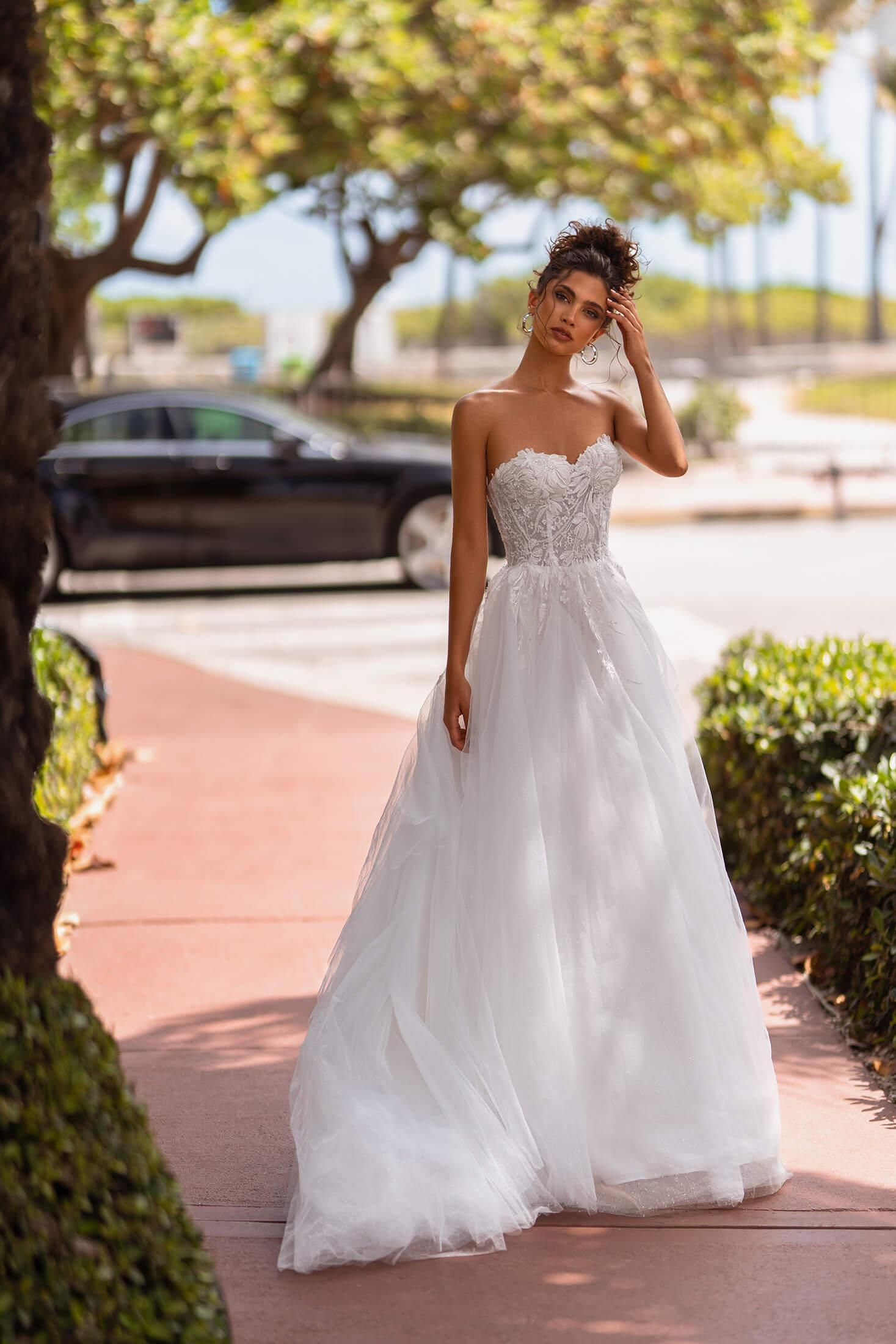 Булчинска рокля Agne