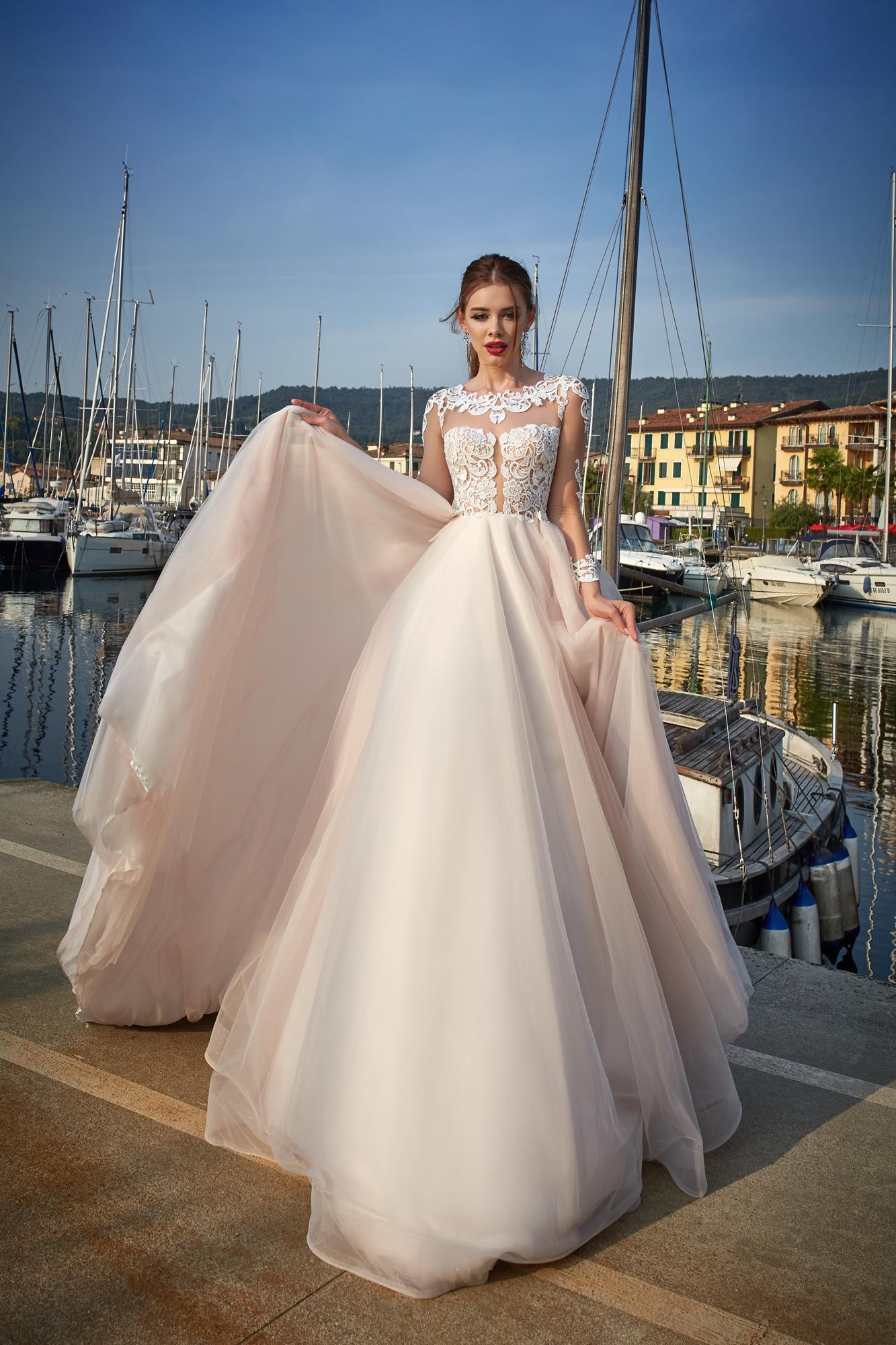 Булчинска рокля Nisha