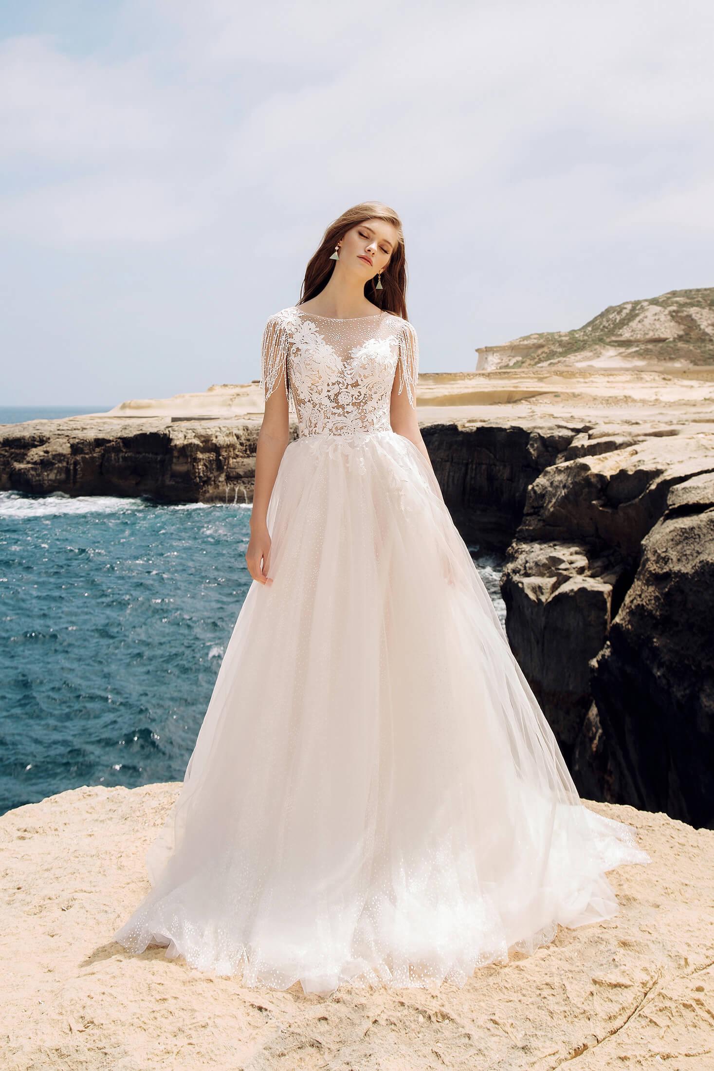 Булчинска рокля ANITA