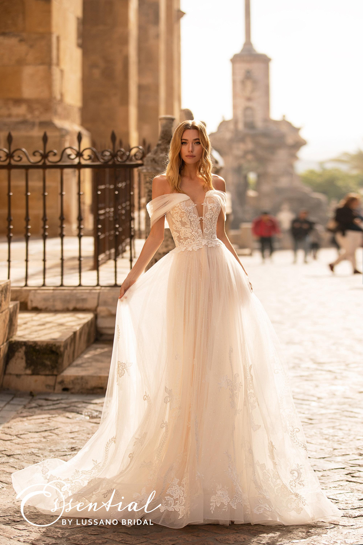 Сватбена рокля Tannis