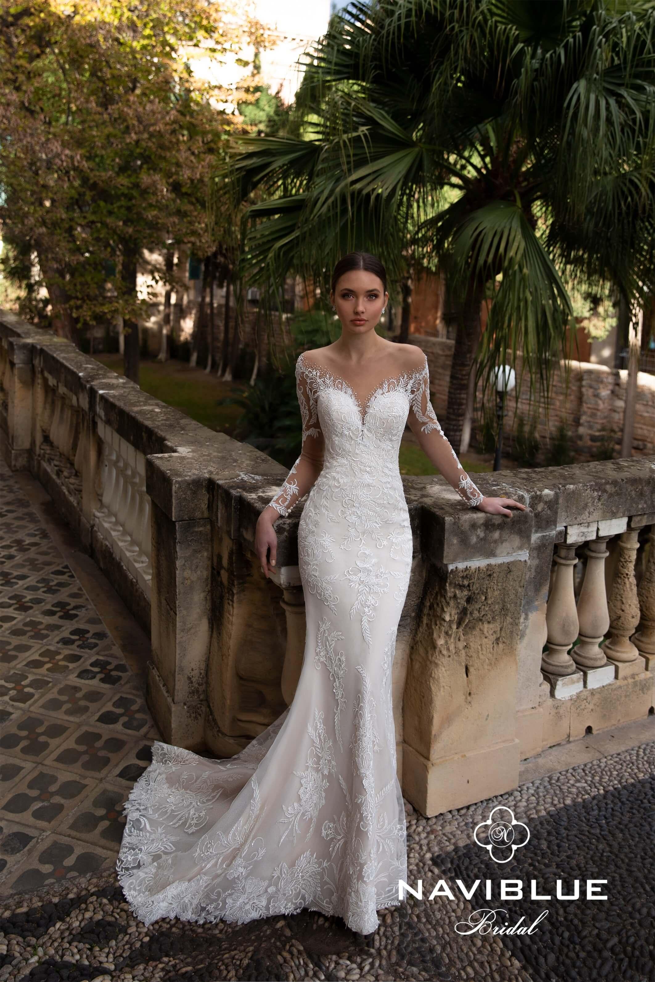 Булчинска рокля Ivon