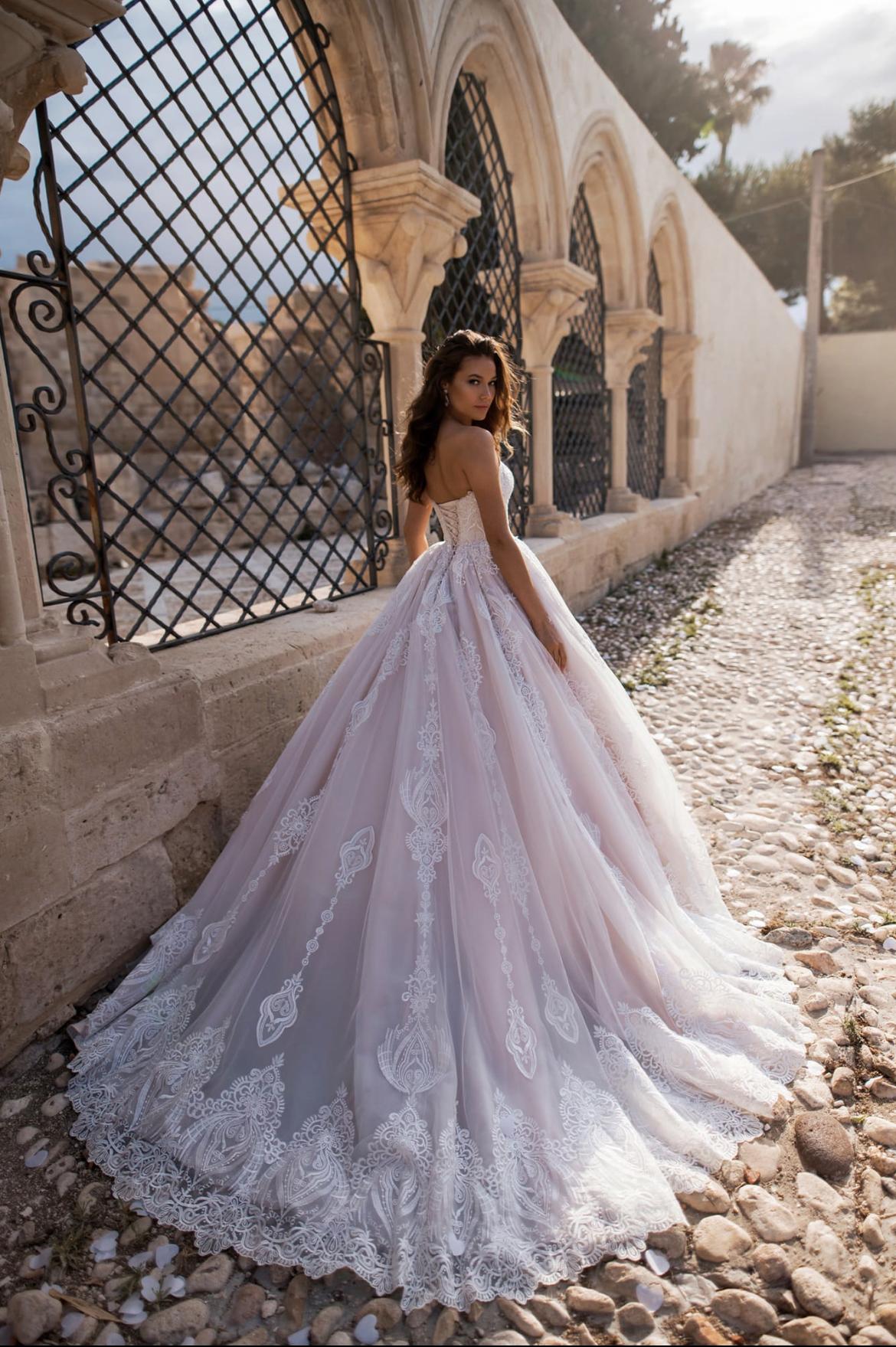 Сватбена рокля Anabel