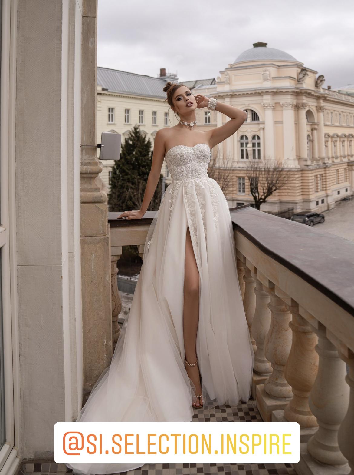 Сватбена рокля Melissa