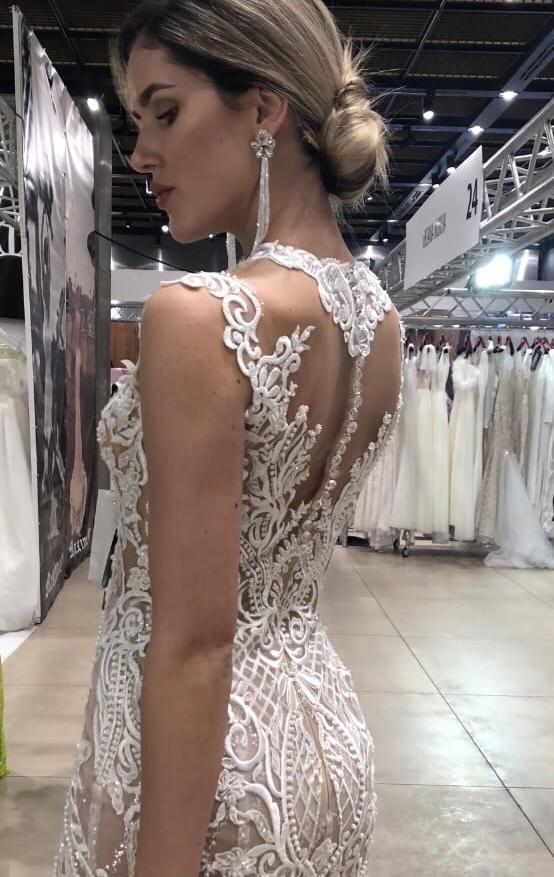 Висша мода булчинска рокля Camilla