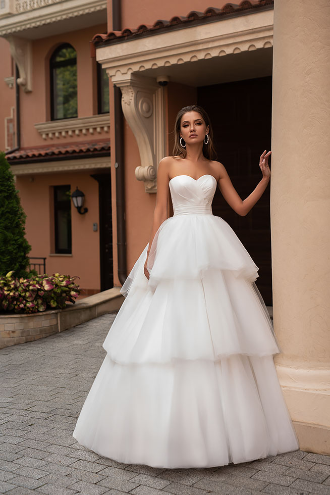 Сватбена рокля Pamela