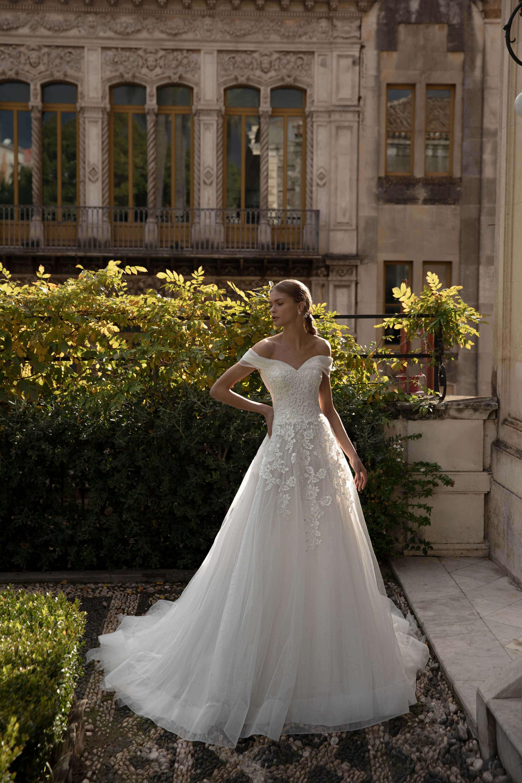 Булчинска рокля Illine