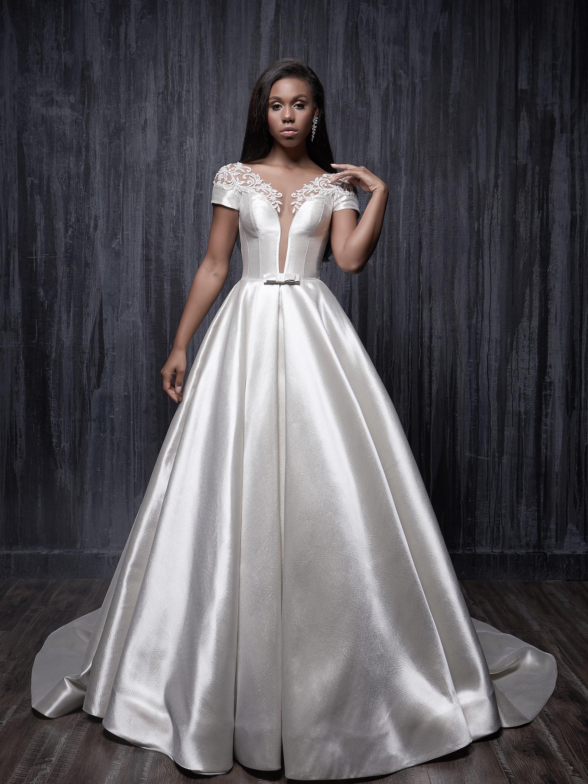 Булчинска рокля Adelina