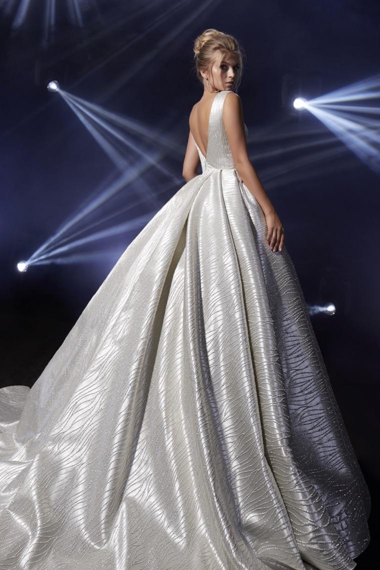 Висша мода булчинска рокля Chloе