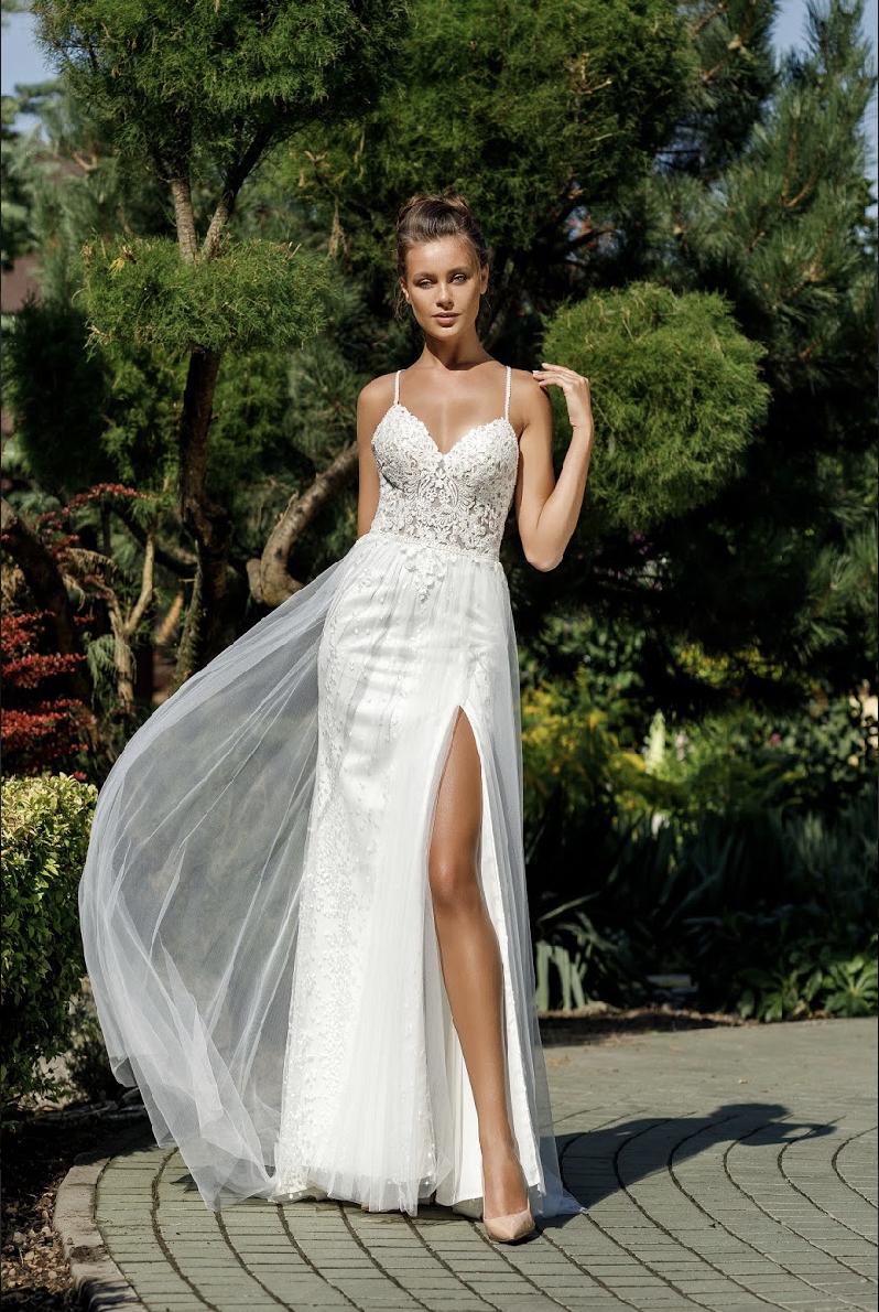 Сватбена рокля Simona