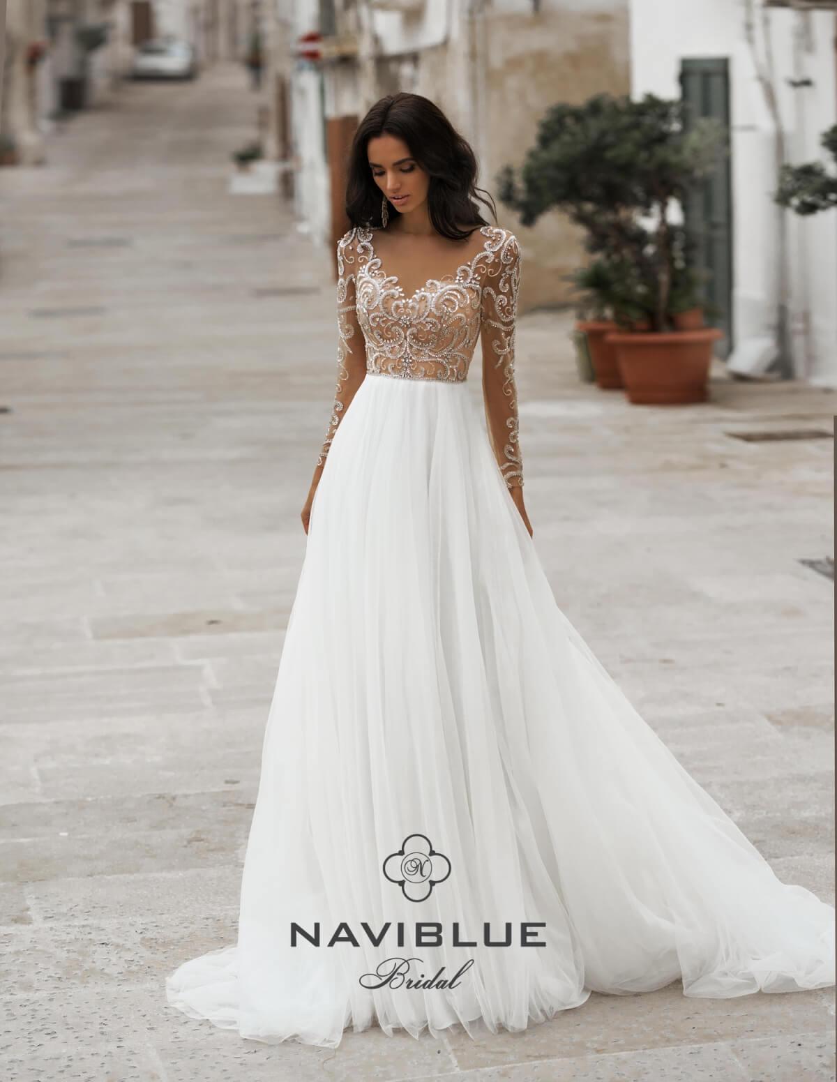 Булчинска рокля Nona