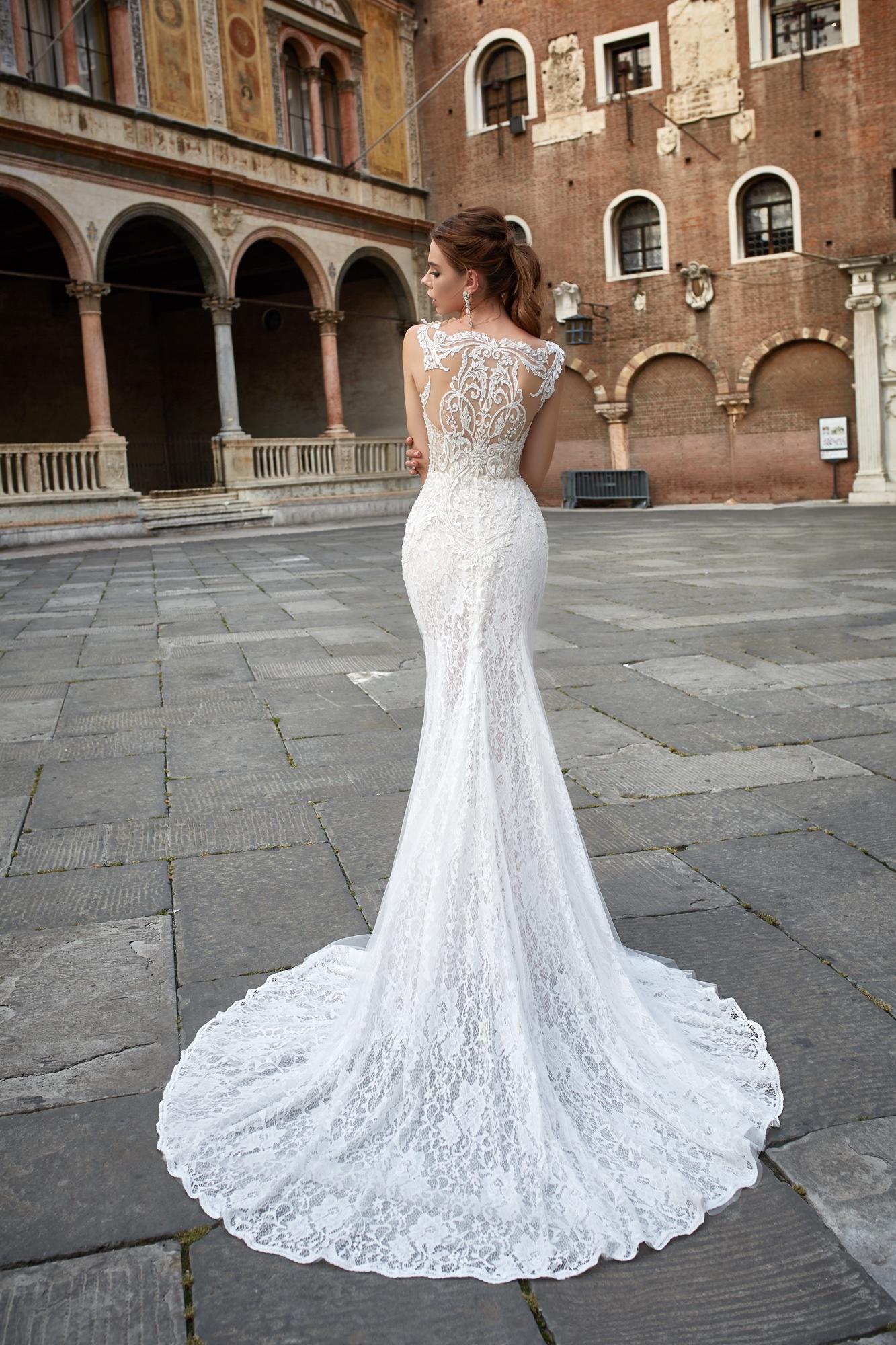 Булчинска рокля Skarlet