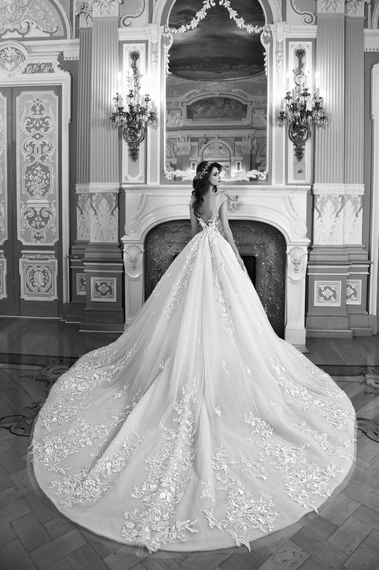 Булчинска рокля NB Royal
